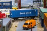 Faller 180842 40' High Cube Container - Hanjin